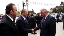 AZİZ YILDIRIM - Tekirdağ Valisi Yıldırım, Görevine Başladı