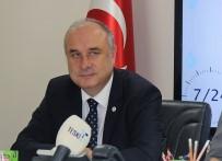 ŞAFAK BAŞA - TESKİ Genel Müdürü Baş'a Adaylık İçin İstifa Etti
