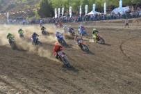 MUSTAFA ÇETIN - Türkiye Motokros Şampiyonası 4. Ayak Yarışları Sona Erdi