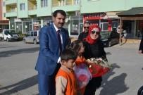 Vali Ayhan, Altınyayla'da Coşkuyla Karşılandı
