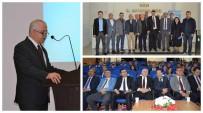 GAYRI SAFI MILLI HASıLA - Van'da 'Atıl Arazilerin Tarıma Kazandırılması' Çalıştayı