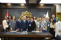 Yabancı Öğretmenler Karesi Belediyesini Ziyaret Etti