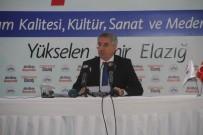 Yanılmaz Açıklaması ' Elazığspor Denince Sadece Elazığ Belediyesi'nin Akla Gelmesi Yanlış'