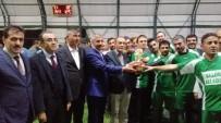 HALK EĞITIMI MERKEZI - 15 Temmuz Şehitleri Ve Gazileri Futbol Turnuvası Sona Erdi