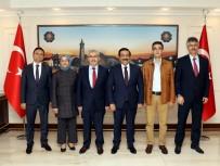 Adalet Bakanlığı'ndan Başkan Atilla'ya Ziyaret
