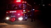 Adana'da Park Halindeki Otomobilde Yangın Açıklaması 2 Yaralı