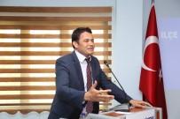 AK PARTİ İLÇE BAŞKANI - Ak Parti Kaş'ta Yerel Seçim Aday Adayları Başvuru Süreci