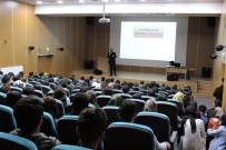 Akdağmadeni MYO'da 'Kariyer Planlama Ve Kişisel Gelişim' Semineri