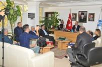 ATATÜRK KÜLTÜR MERKEZI - Akşehir Belediyesinden, Edep Dışı Nasreddin Hoca Fıkra Kitabı İçin Suç Duyurusu