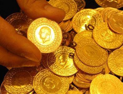 Çeyrek altın ve altın fiyatları 06.11.2018