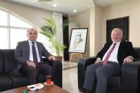 MUSTAFA ŞAHİN - Amasya'dan YÖK'e Teknoloji Transfer Ofisi Başvurusu