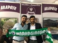 MALATYASPOR - Arapgirspor'dan Kaleye Transfer