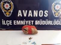 TİCARİ TAKSİ - Avanos'ta 5 Kilogram Esrar Ele Geçirildi