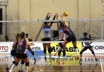 BIRGÜL GÜLER - Aydın Büyükşehir Belediyespor 3-0 Kazandı