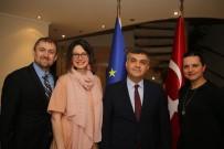 BÜYÜKELÇİLER KONFERANSI - Bakan Yardımcısı Kaymakçı Açıklaması 'Üyelik Koşullarını Yerine Getiren Türkiye AB'de Yer Almalıdır'