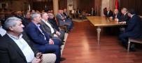 TÜRKIYE BÜYÜK MILLET MECLISI - Başkan Karaosmanoğlu; ''Toplu Ulaşım Hizmetinin Kalitesinden Asla Taviz Veremeyiz''