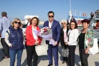 Başkan Kocadon, Datçalılarla Bir Araya Geldi