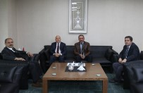 OBJEKTİF - Başkan Sekmen'den DAP İdaresi'ne Ziyaret