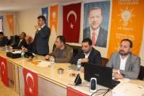 Başkan Türkmenoğlu'ndan Bahçesaray Ve Çatak'a Ziyaret
