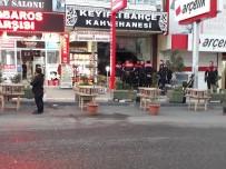 TAKSİ ŞOFÖRLERİ - Başkentte PKK-KCK Adına Haraç Toplayan Örgüte Şafak Operasyonu
