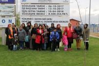 KENT ORMANI - Belediye Tesislerine Vatandaş Ziyareti Sürüyor