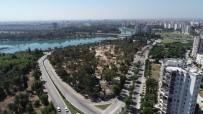 ÇOCUK PARKI - Beyazevler Çamlığı'na Yeni Çehre