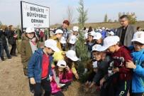 'Birlikte Büyüyoruz Ormanı' Minik Kalplerle Kuruldu
