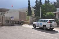 BM'den Suriye'ye 6 Tırlık İnsani Yardım