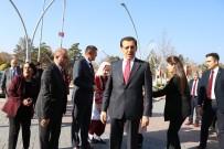 Bolu Valisi Ahmet Ümit Görevine Başladı