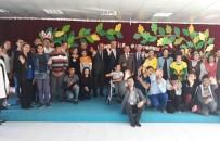HÜSEYIN ÖNER - Burhaniye'de Özel Öğrencilerin Gösterileri Alkışlandı