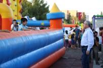 MUSTAFA YAMAN - Büyükşehir Belediyesi'nden 242 Çocuk Parkı