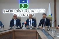 2023 VİZYONU - Büyükşehir'den Elektrikli Otobüs Girişimi