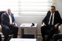 AYTAÇ DURAK - Çelik'ten Adana Demirspor'a Ziyaret
