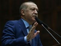 TBMM - Cumhurbaşkanı Erdoğan'dan Kılıçdaroğlu'na 29 Ekim cevabı