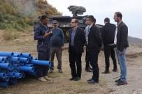 Çukurca'nın İçme Suyu Sorunu Çözüme Kavuşuyor