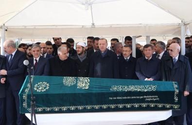 Erdoğan Tivnikli'nin cenaze törenine katıldı