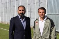 DG Sivasspor'da Tamer Tuna İle Yollar Ayrıldı