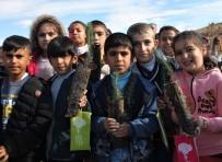 ORMANA - Elazığ'da,Öğrenciler 2 Bin 600 Fidan Dikti
