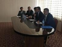 Erciş'te 'Okul Sporları' Toplantısı