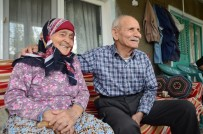 MEHMET KAYA - Erdoğan Aşığı Yaşlı Çift