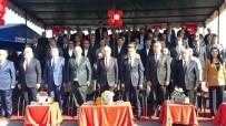 Erzin Organize Sanayi Bölgesi'nin Temeli Atıldı