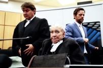 YAHUDI - Eski Nazi Gardiyanın Davası Almanya'da Başladı