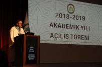 ÖZDEMİR ÇAKACAK - ESOGÜ 2018-2019 Akademik Yılı Açılış Töreni