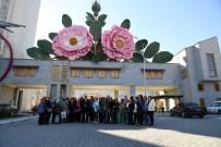SÜMERLER - Etnoğrafya Müzesi'ni 1 Yılda 60 Bin Kişi Ziyaret Etti