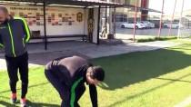 Evkur Yeni Malatyaspor'un 'Cesur'u
