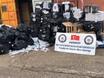 GAZIANTEP EMNIYET MÜDÜRLÜĞÜ - Gaziantep'te 48 Bin Paket Kaçak Sigara Ele Geçirildi