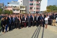 ŞAFAK BAŞA - Genel Müdür Başa TESKİ Çalışanlarıyla Vedalaştı