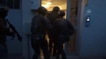 TEMİZLİK GÖREVLİSİ - GÜNCELLEME - Eskişehir'de Terör Operasyonu