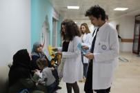 Hasta Hakları Ve Sorumlulukları Broşür İle Anlatıldı