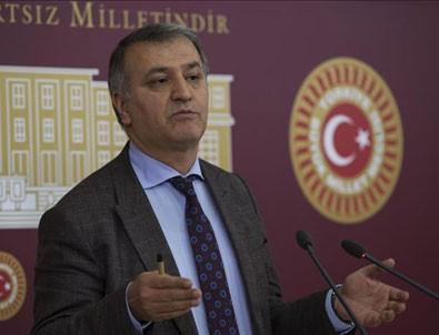 HDP'li Mahmut Toğrul'a hapis cezası